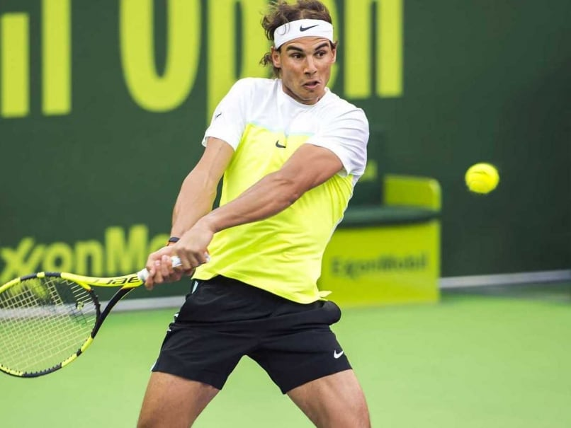 Rafael Nadal Fed up of Talking About Subpar 2015 Season