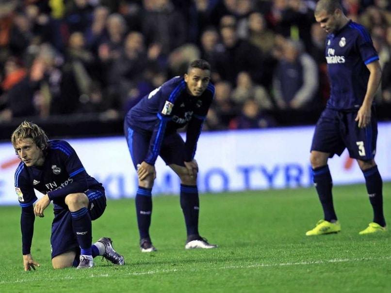 La Liga: Real Madrid Stumble Again in 2-2 Draw at Valencia