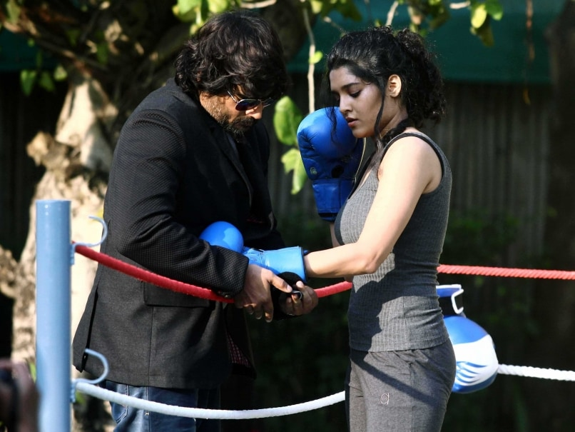 Kick-Boxer Ritika Singh Wants to Balance Between Sports and Acting