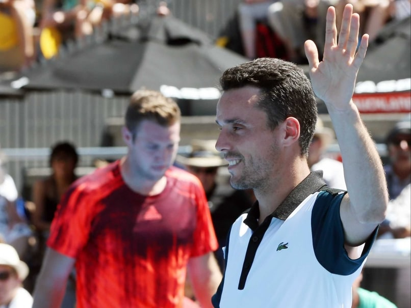 Roberto Bautista Agut Wins Auckland ATP Classic Title After Jack Sock Withdraws Due to Illness