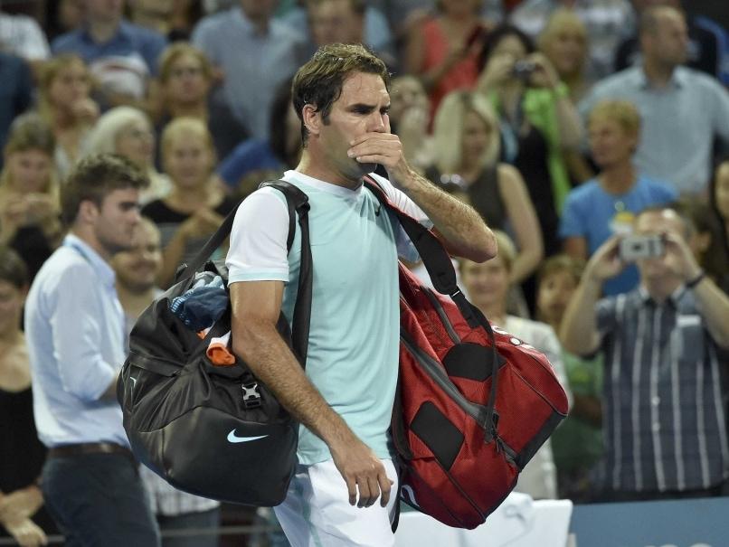 Illness Not a Concern for Roger Federer Before Australian Open