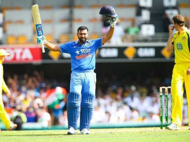 In Record Chase, Australia Thrash India to Take 2-0 Lead; Rohit Sharma Century Goes in Vain Again
