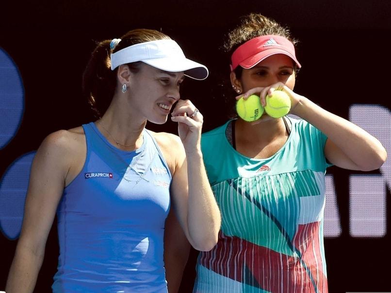 Sania Mirza And Martina Hingis Lose Madrid Open Final