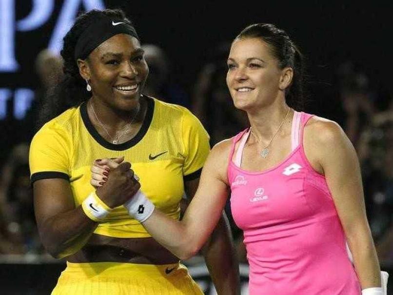 Serena Williams Agnieszka Radwanska 2901