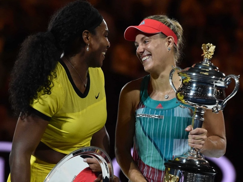 Australian Open: Angelique Kerber Stuns Serena Williams to Win Maiden Grand Slam