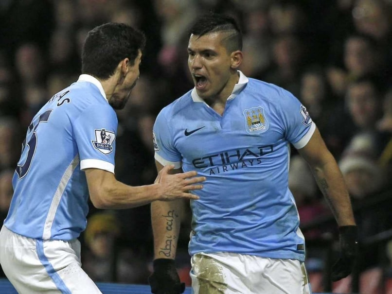 Sergio Aguero Key to Manchester City's Title Hopes: Thierry Henry