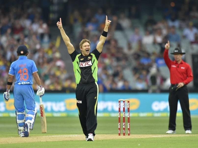 Shane Watson to Lead Australia in Final T20I vs India