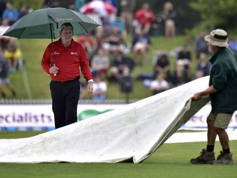 Nelson ODI: New Zealand Maintain 2-1 Series Lead After Rain Forces Match to be Abandoned