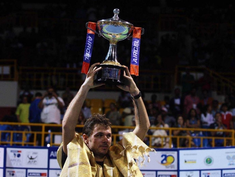 Stan Wawrinka Credits Better Service For Third Consecutive Chennai Open Title