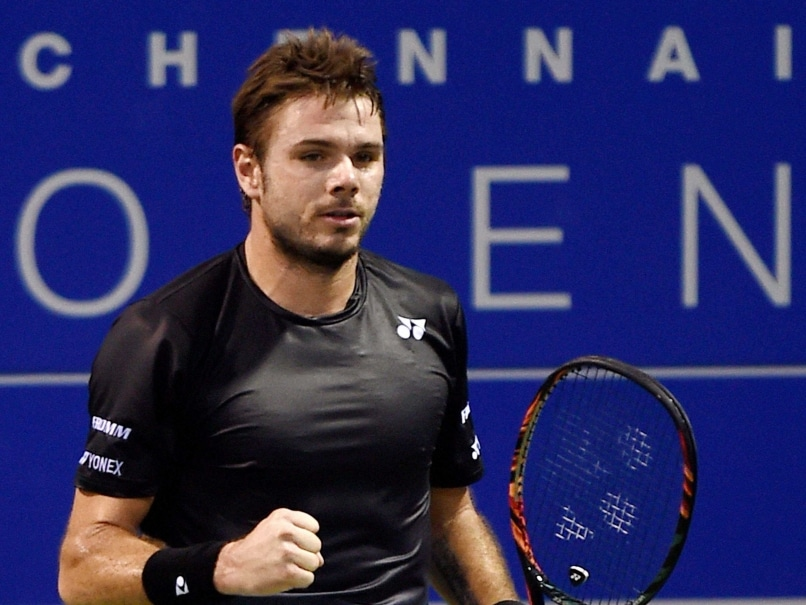 Stanislas Wawrinka Sails into Chennai Open Final