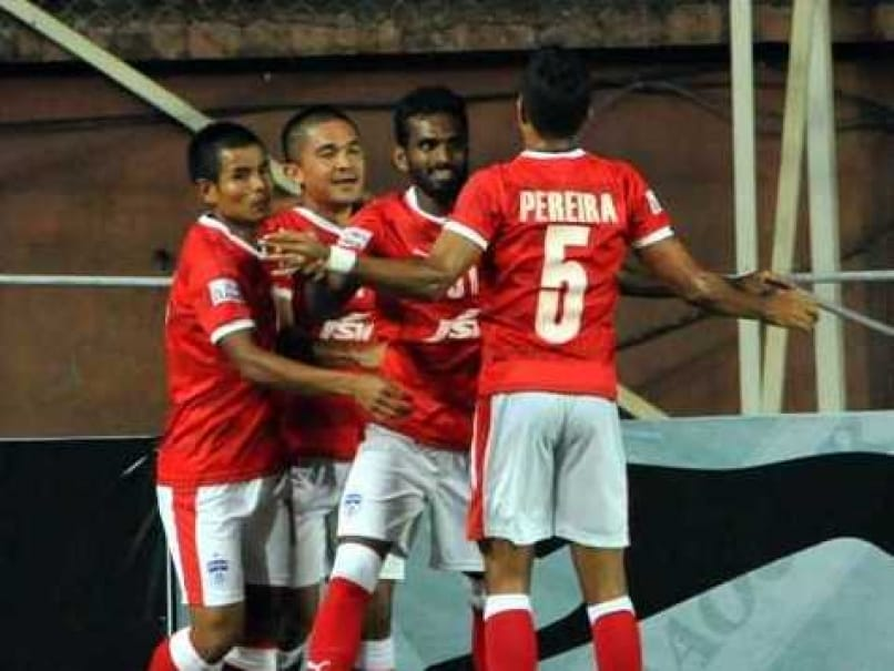 Bengaluru FC Begin 2016 I-League in Style, Defeat Salgaocar FC 2-1