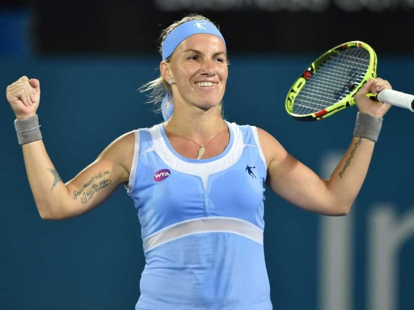 Svetlana Kuznetsova Hammers Monica Puig to Win Sydney Final