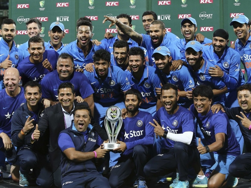 India Become World No.1 in T20 Internationals
