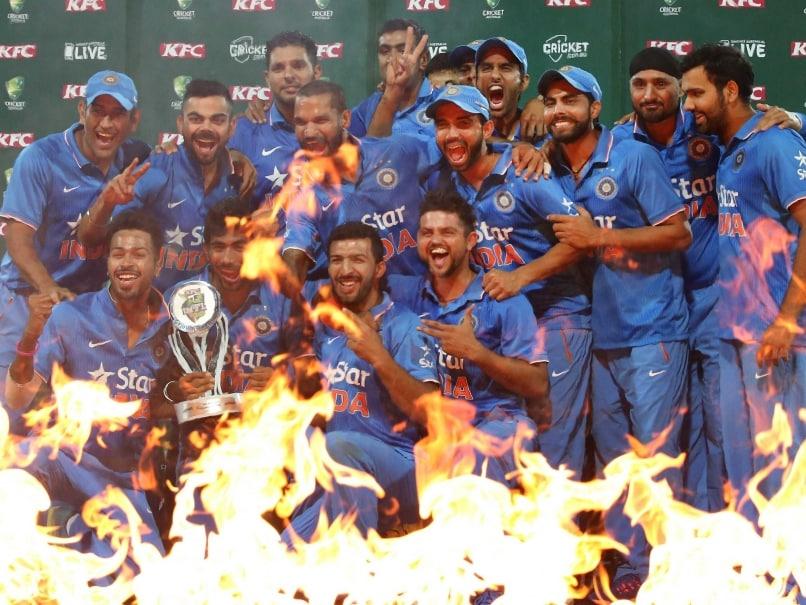 Sydney T20I: Rohit Sharma, Virat Kohli, Suresh Raina Guide India to 3-0 Series Sweep