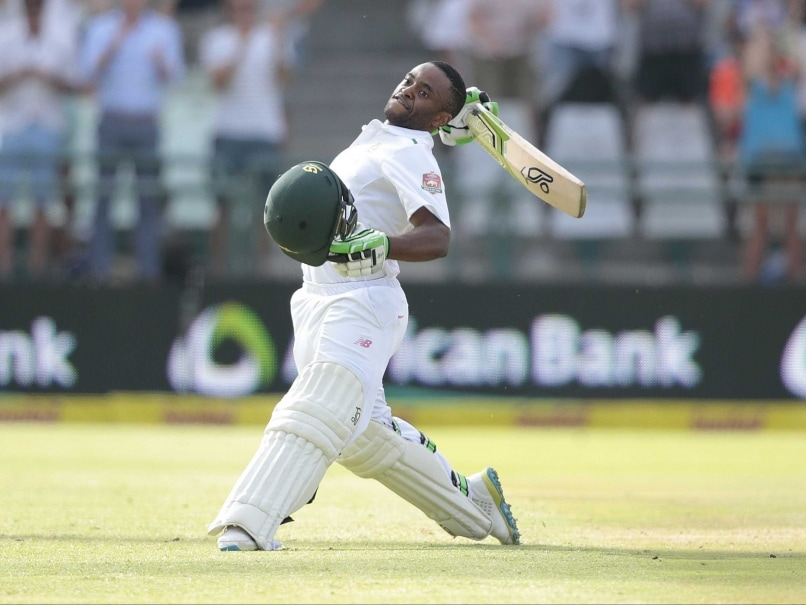 Temba Bavuma Ready to Play Role Model For Coloured South African Cricketers