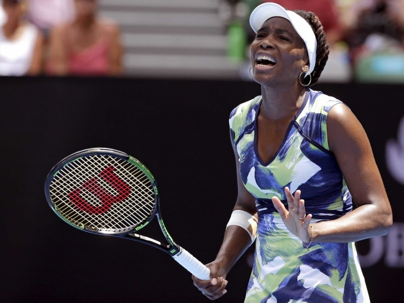 Australian Open 2016: Venus Williams Crashes Out in First Round, Loses to Johanna Konta