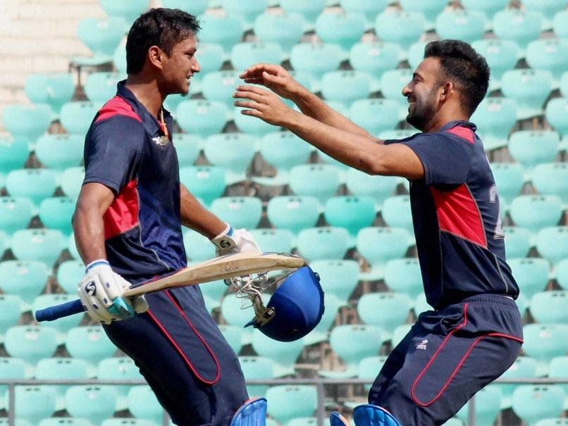 Jharkhand, Vidarbha Seal Knockout Spots in Syed Mushtaq Ali Twenty20 Trophy