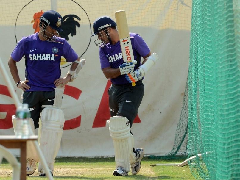 Virender Sehwag Reveals he Changed His Batting Technique to Emulate Sachin Tendulkar