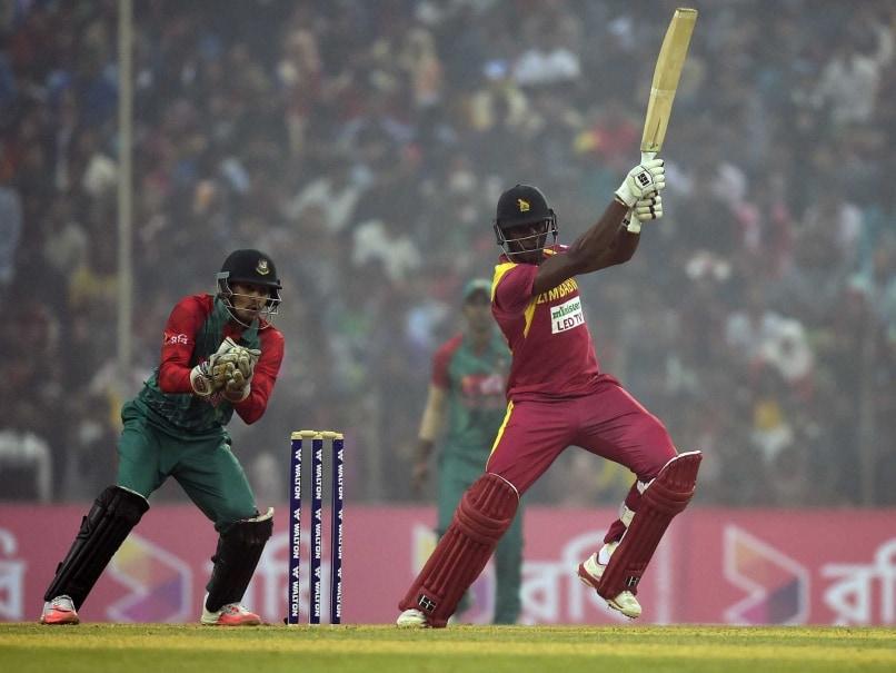 Zimbabwe Upset Bangladesh to Stay in Twenty20 Series