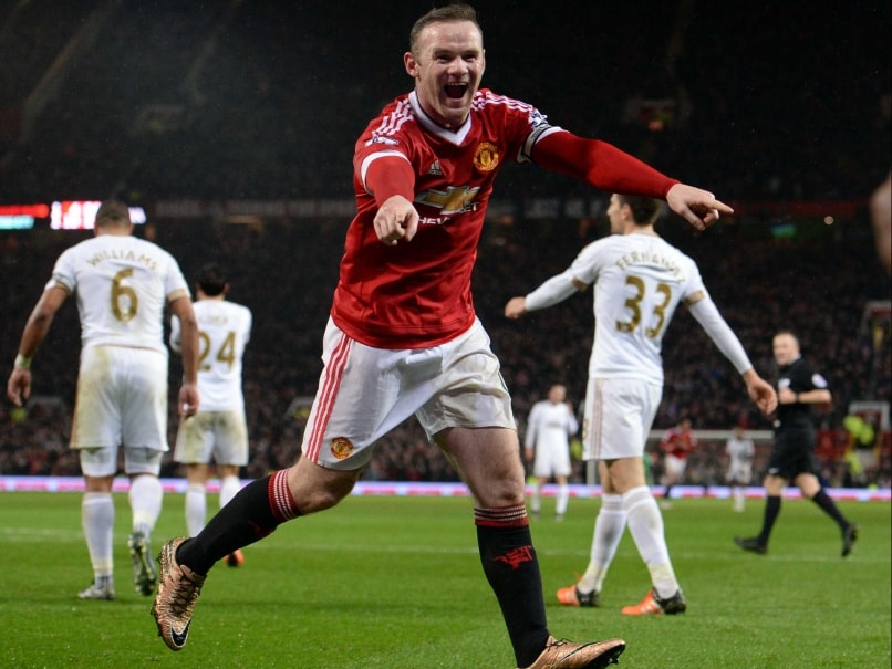 Wayne Rooney Scripts History in Manchester United F.C.