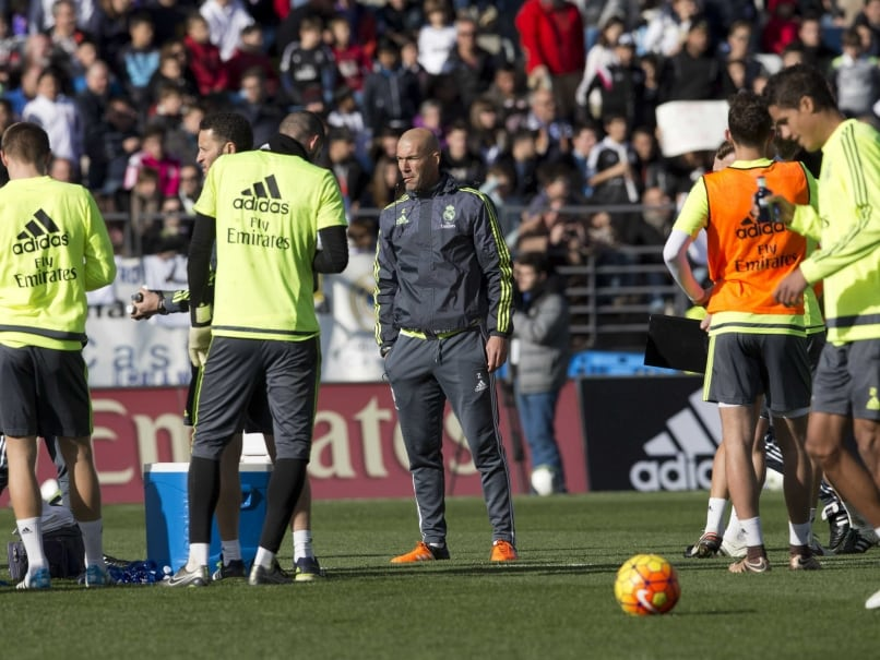 Zinedine Zidane Pledges to Restore Real Madrid's Attacking Prowess