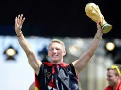 Olympics Trio in Germany Squad For Bastian Schweinsteiger