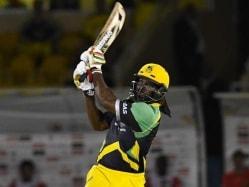 Caribbean Premier League: Chris Gayle Ton Helps Jamaica Rout Knight Riders