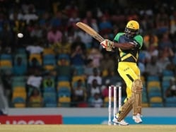 Caribbean Premier League: Shakib, Gayle Rescue Tallawahs From 2 for 4 Wickets