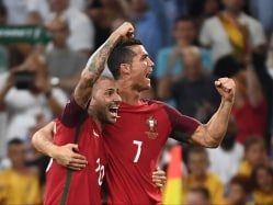 Euro 2016: Cristiano Ronaldo's Portugal Survive Penalty Shootout to Enter SFs