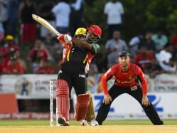Caribbean Premier League: Patriots Stun Trinbago Knight Riders