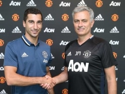 Manchester United Complete Henrikh Mkhitaryan Deal