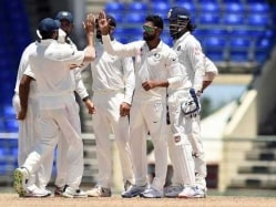 India vs West Indies Cricket Board President's XI Highlights: India Reach 93/3 at Stumps