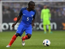 Chelsea FC Manager Antonio Conte Lauds N'Golo Kante Signing After Debut Defeat
