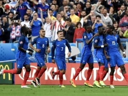 Euro 2016: Buoyant France Eye Revenge Against Germany