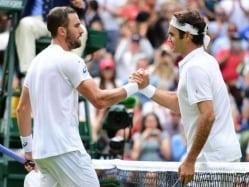 Wimbledon: Roger Federer Reaches Last-Eight, Sam Querrey Keeps Winning