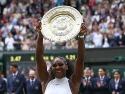Wimbledon: Steffi Graf Hails 'Incredible' Serena Williams