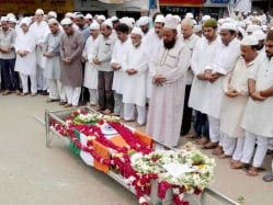 Thousands Bid Emotional Farewell as Mohammed Shahid is Laid to Rest