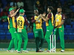 Caribbean Premier League: Sohail Tanvir Stars in Guyana Amazon Warriors' Win