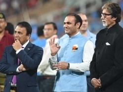 Virender Sehwag Promotes Indian Handloom