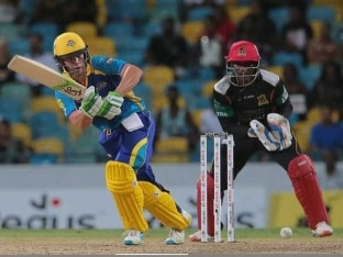 Caribbean Premier League: AB de Villiers Bats Tridents to Win vs Patriots