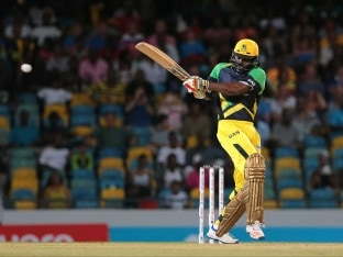 Caribbean Premier League: Jamaica Tallawahs' Chris Gayle Stopped by Rain