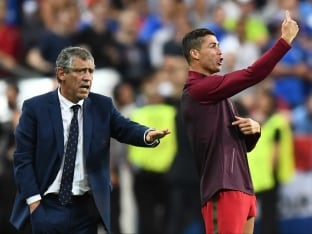 Euro 2016: Portugal Coach Hails Cristiano Ronaldo's Motivational Powers
