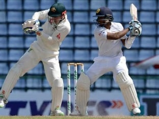 Australia vs Sri Lanka, 1st Test, Day 4 Highlights: Bad Light Stops Play, Australia Need 185 More For Win