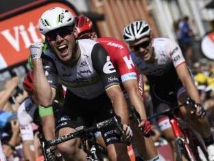Mark Cavendish Lands Tour de France 2016 Hat-Trick