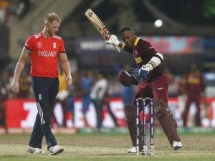 T20 World Cup Winner Marlon Samuels is West Indies Cricket's Player of The Year