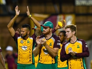 Caribbean Premier League 2016: Guyana Amazon Warriors Win Again To Stay On Top
