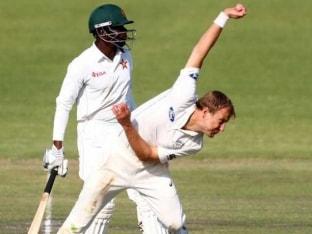 Neil Wagner Rocks Rusty Zimbabwe as New Zealand Take Charge