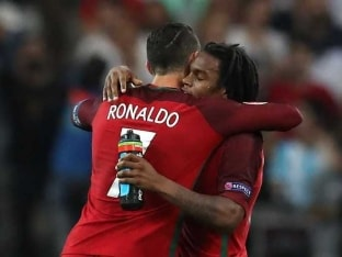 Euro 2016: Wonderkid Renato Sanches Leaves Cristiano Ronaldo in The Shade