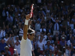 Roger Federer, Andy Murray Aim to Avoid Slip-up Ahead of Wimbledon Semi-Finals