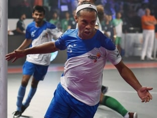 Premier Futsal: Ronaldinho Will Not Play Anymore, Leaves For Brazil